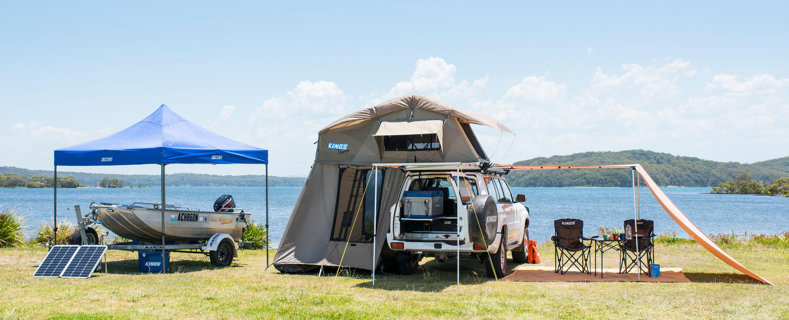 Adventure Kings Roof Top Tent adventure kings , outdoor products - australia