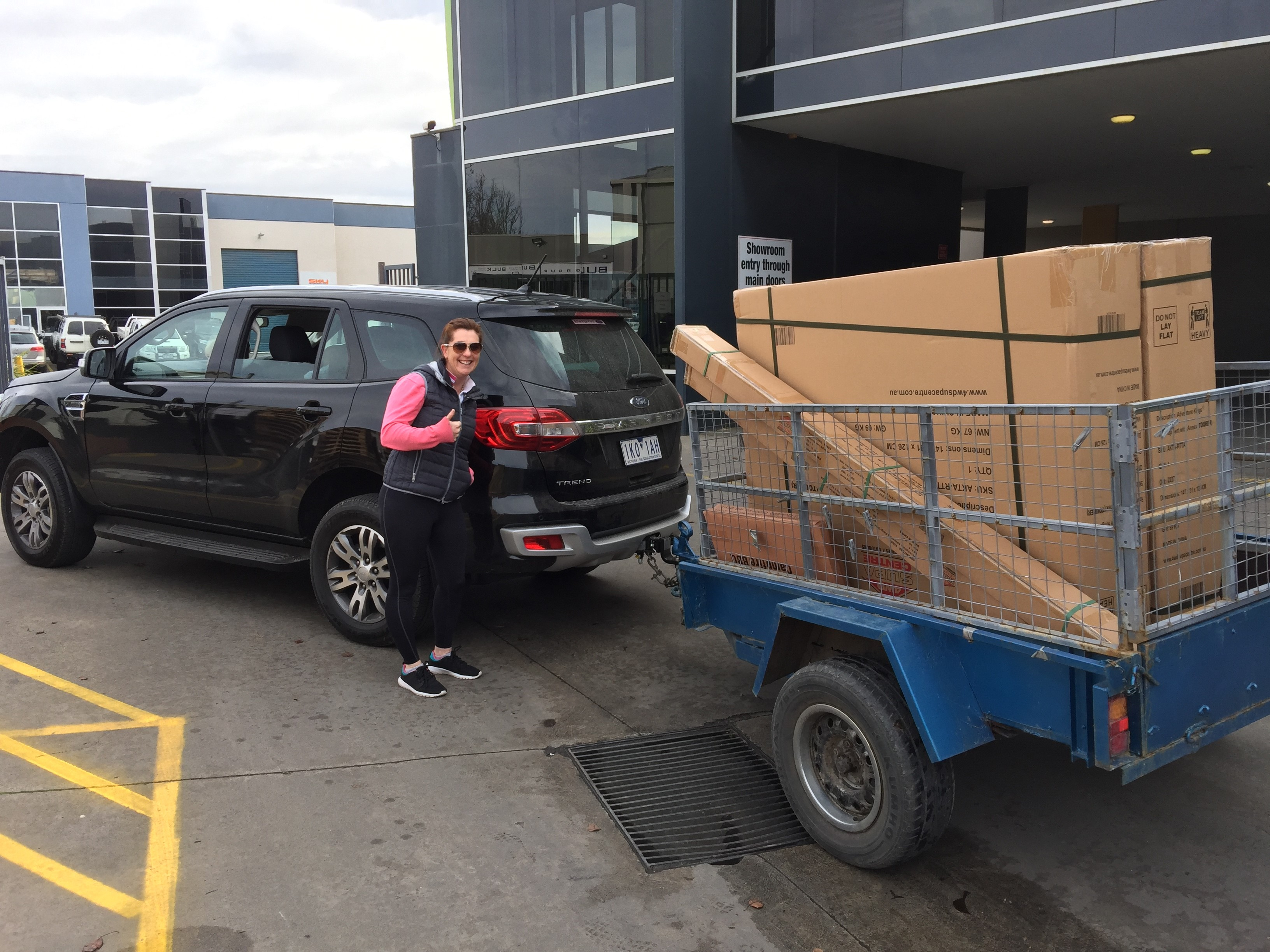 4Wd Supacentre Roof Rack Installation kings lilydale
