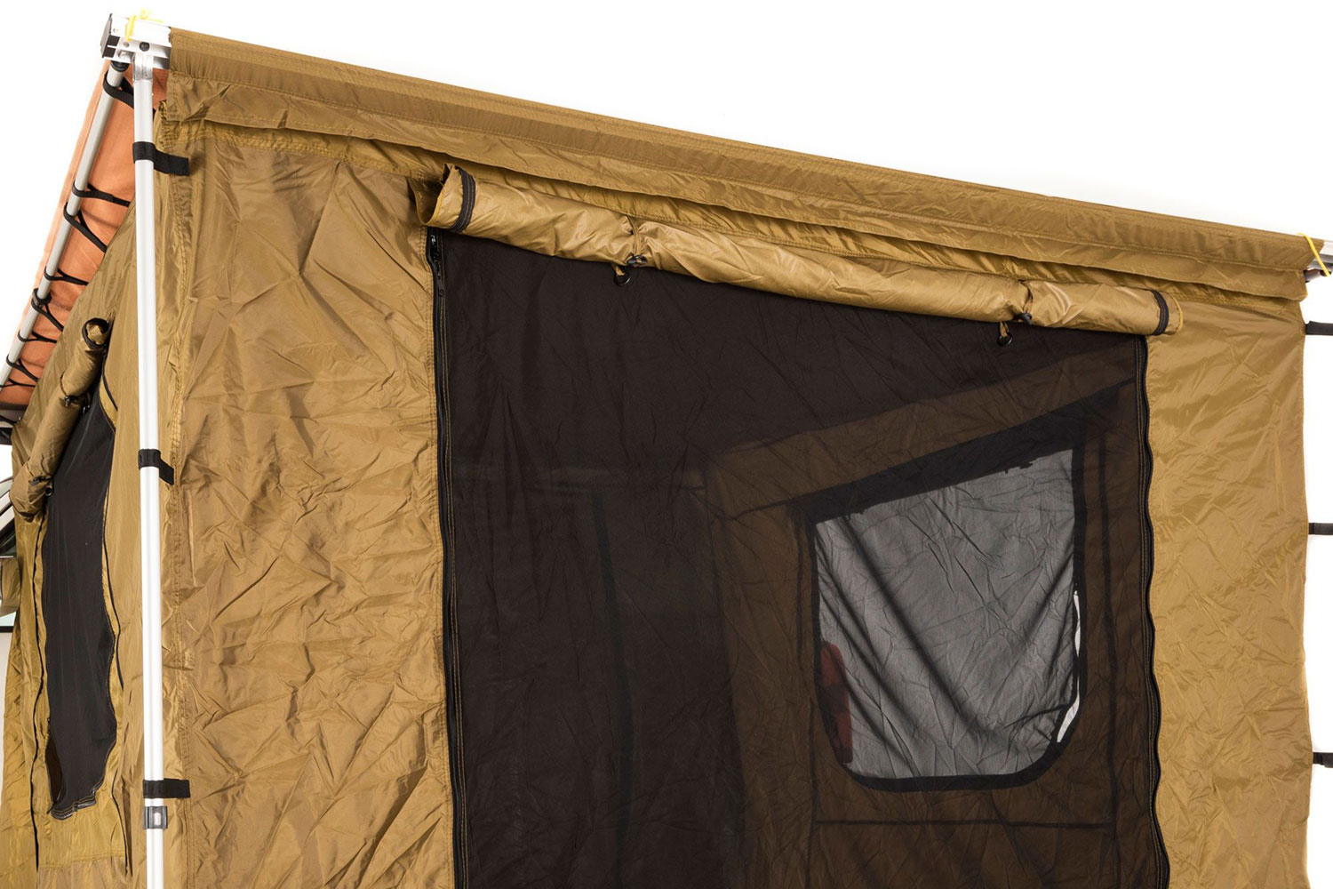 Kings Tent for 2x3 Awning | Waterproof | Fully Enclosed | Bucket Floor