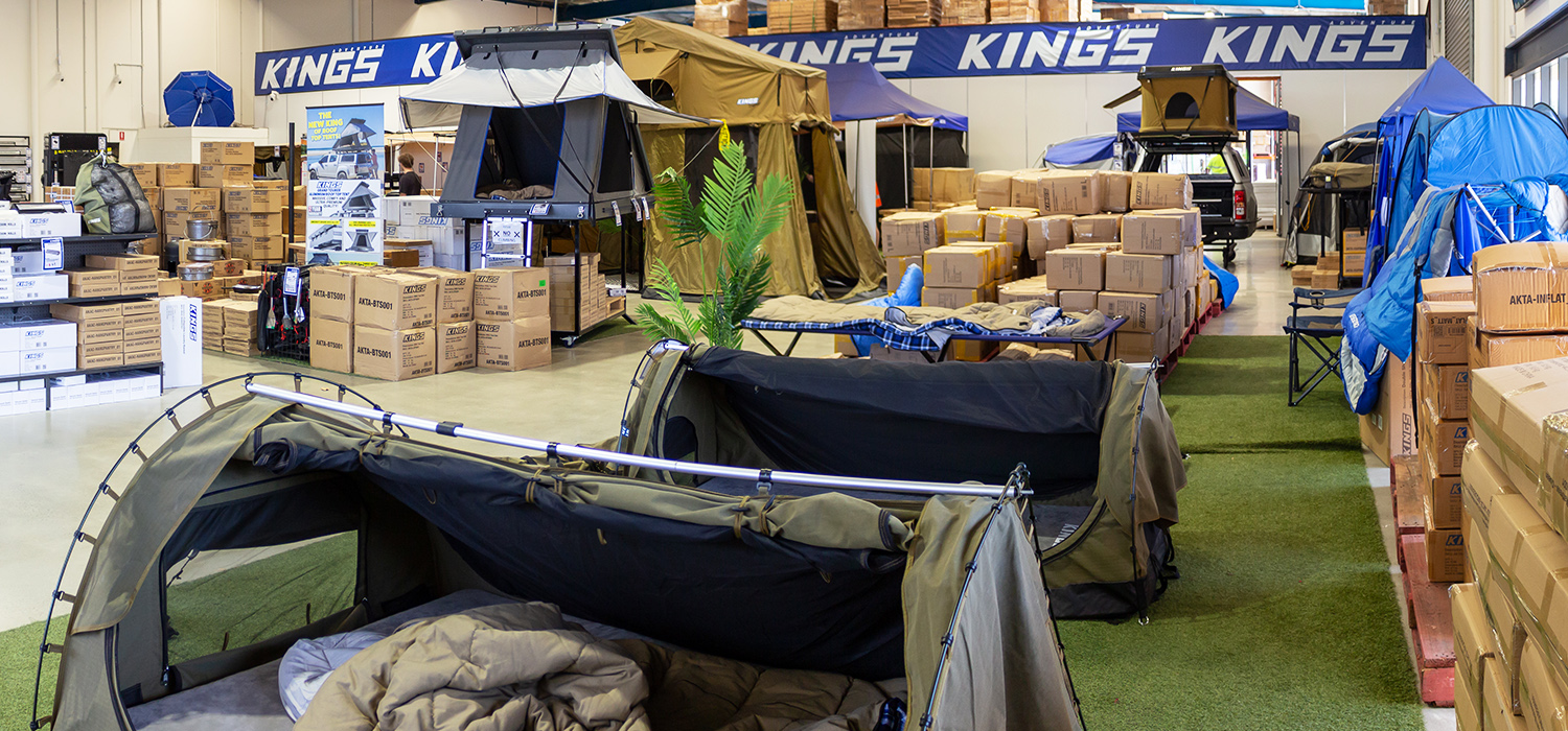 Adventure Kings 4WD Supacentre Western Australia Canning Vale Store