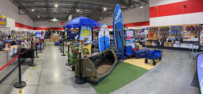 Adventure Kings QLD Parkison Store