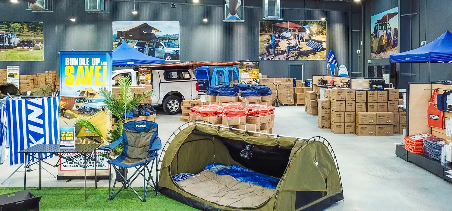Adventure Kings 4WD Supacentre VIC Ravenhall Store